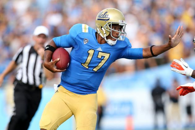 Brett Hundley, UCLA's Offense Hope to Be More Explosive in 2013