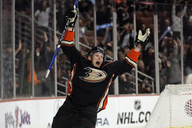 Ducks to Have Contract Talks with Perry, Getzlaf Soon