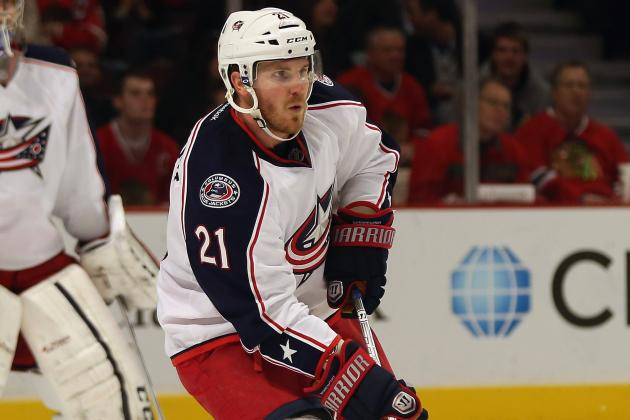 Blue Jackets' Wiz out 'Extended Period' Due to Broken Foot