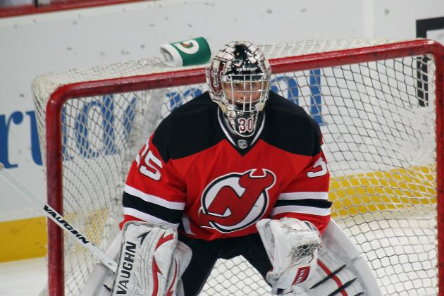 Has Keith Kinkaid Officially Become the New Jersey Devils Goalie of the Future?