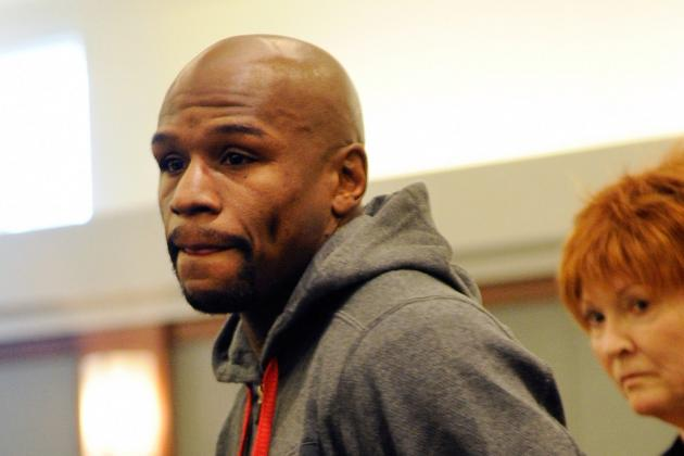 Mayweather on Solitary Confinement, Jail Food and His Lockup Regimen