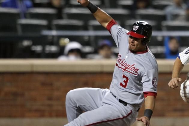 Wilson Ramos Plans to Make Latest Step by Sliding