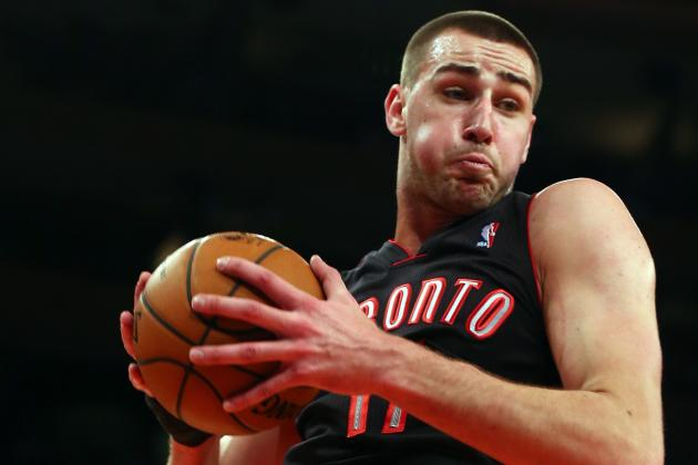 Offence Needs a Lot of Work; Free Valanciunas