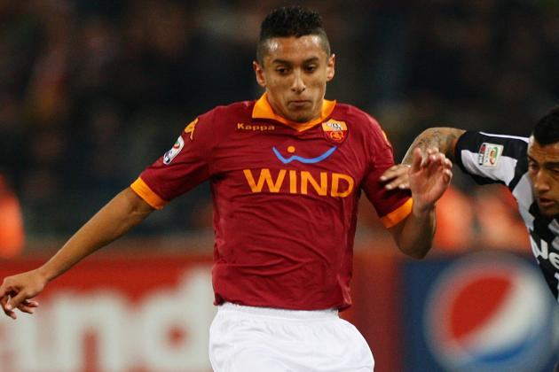 Marquinhos Committed to Roma