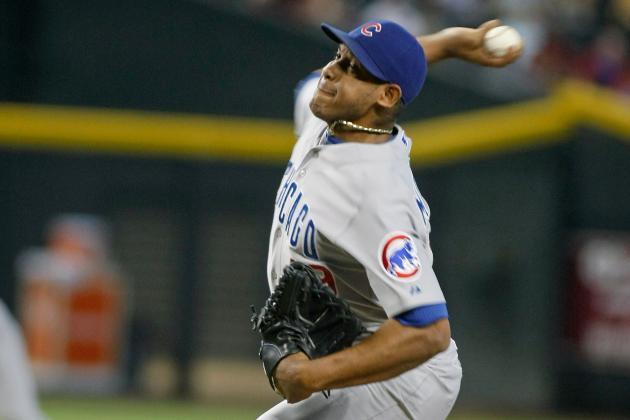 Carlos Marmol Is the Obvious Choice for Chicago Cubs' Closer