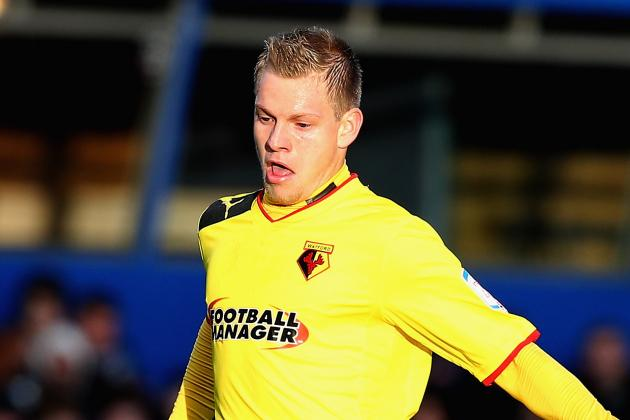 'Watford Star Vydra Will Return to Udinese'