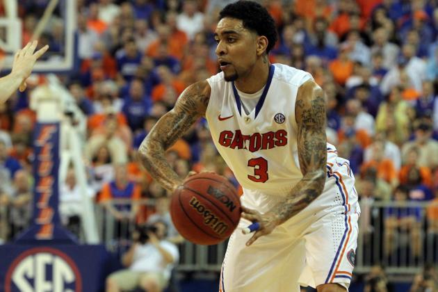 Florida Basketball Ranked No. 8/6 Nationally