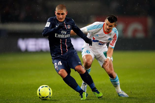 PSG Star Marco Verratti and the Price of Inflation