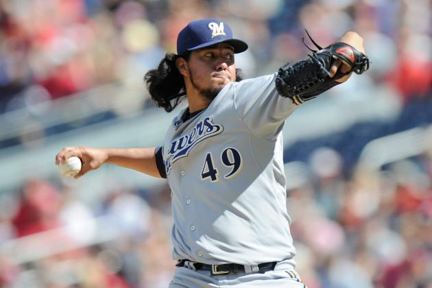 Yovani Gallardo to Make First Start of Spring