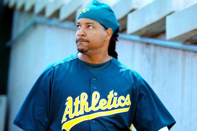 Manny Ramirez Reportedly Will Sign with Taiwanese Team After Lack of MLB Suitors