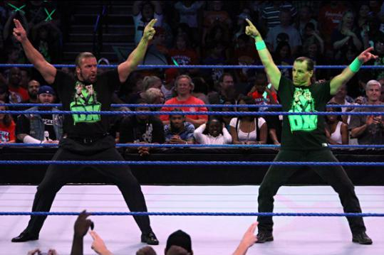 WWE Dream Match: D-Generation X vs. The Shield