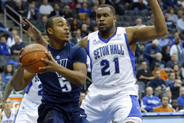 Seton Hall Shoots Down Villanova with Threes