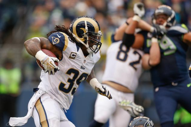 2013 NFL Free Agency: Impact of Steven Jackson on the Market