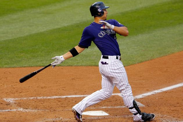 Carlos Gonzalez Wants to Turn Back Rockies' Clock to Winning Ways
