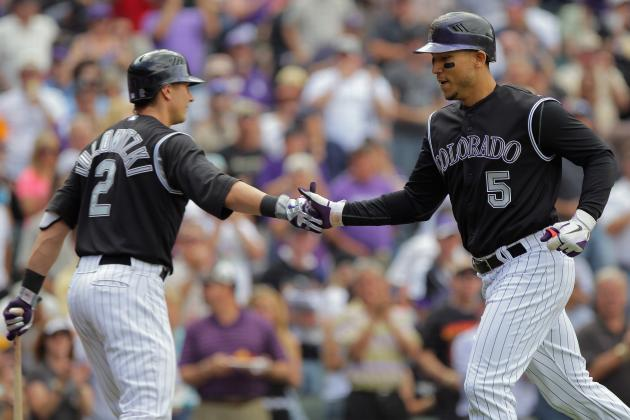Debate: Should the Rockies Considering Trading Tulo or CarGo This Year?