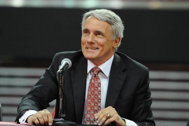 Gary Williams on the Terps' Tourney Dreams