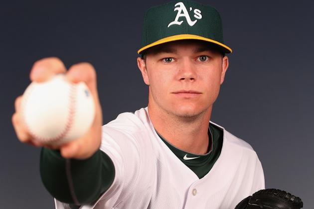 A's Top Picks Try to Show They Belong