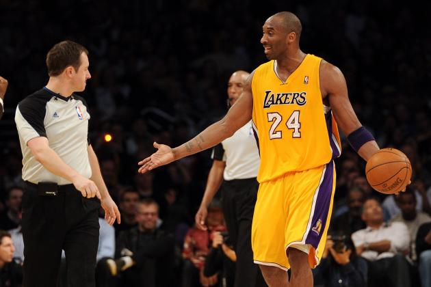 NBA Rescinds Kobe Bryant's Technical Foul Against Denver
