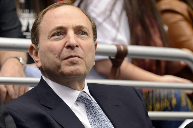 NHL Realignment Would Add Playoff Wild Cards