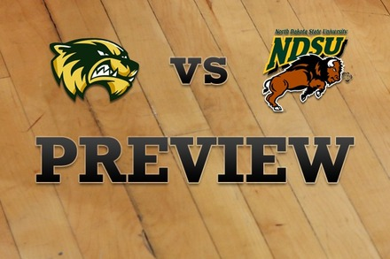 Utah Valley vs. North Dakota State: Full Game Preview