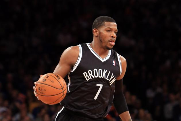 Joe Johnson's a Game-Time Decision