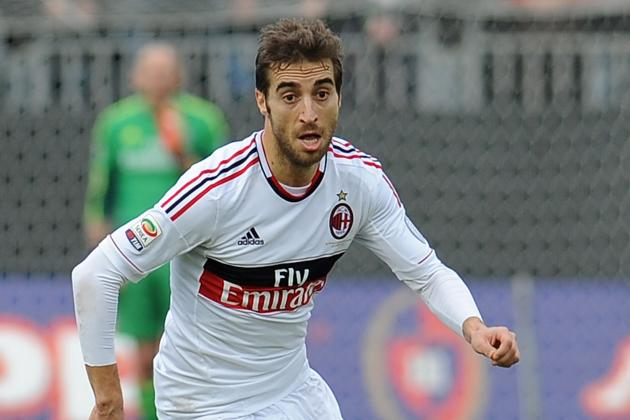 Flamini Back in Training