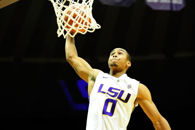 Resilience Defines LSU Mens Basketball Throughout Season