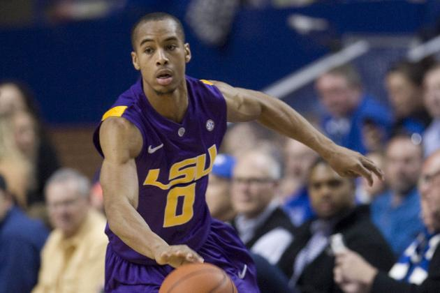 Harris: LSU's Charles Carmouche Revels in Redemption
