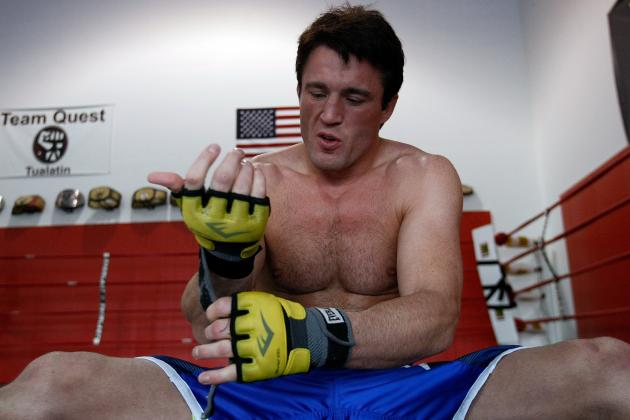 UFC News: Chael Sonnen Sues 'Mean Street Pizza' Co-Owner for Embezzlement