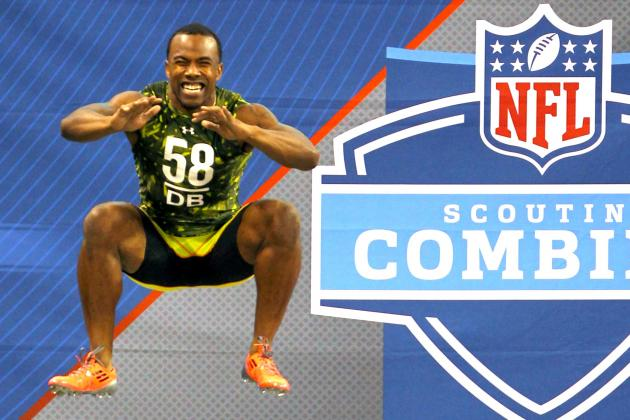 NFL Combine Results 2013: Day 6 Highlights, Reaction and Recap