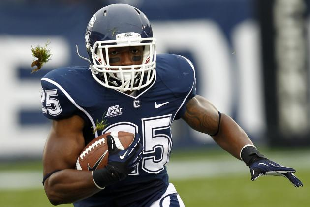 UConn RB Hyppolite Released from Hospital