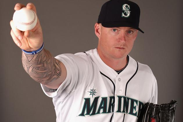 Not a Perfect Outing for Mariners' Jeremy Bonderman, but It's a Start