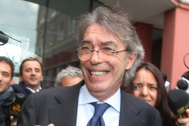 Serie A: Inter Milan President Massimo Moratti Set to Allow Spending Spree