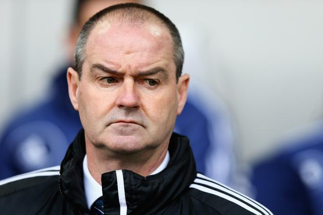 West Brom Boss Steve Clarke Plays Down Europa League Chances