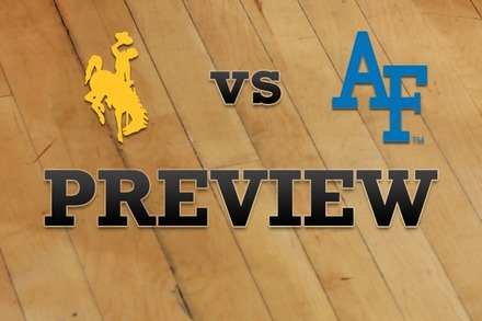Wyoming vs. Air Force: Full Game Preview