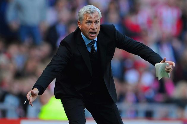 Newcastle Boss Alan Pardew Encouraged by 4-2 Win over Southampton