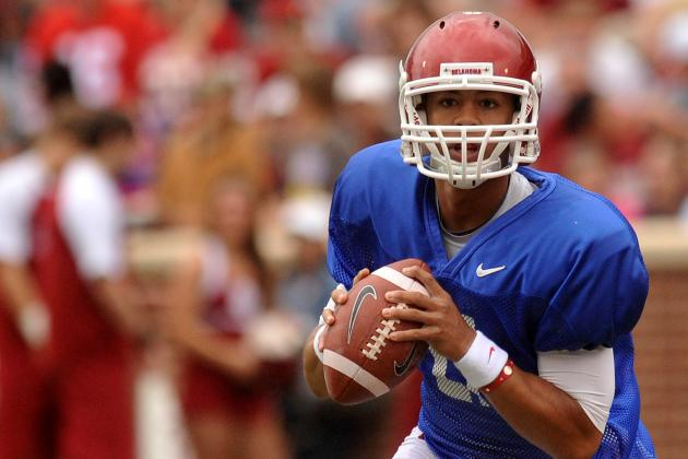 Oklahoma's Quarterback Battle Might Be the Best Showdown in the Country