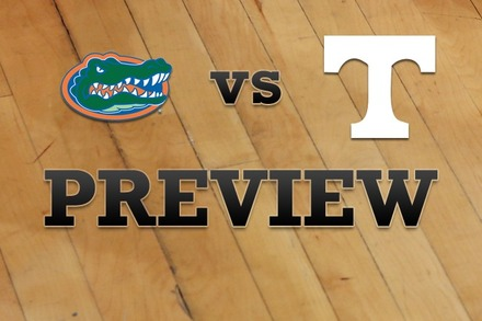 Florida vs. Tennessee: Full Game Preview