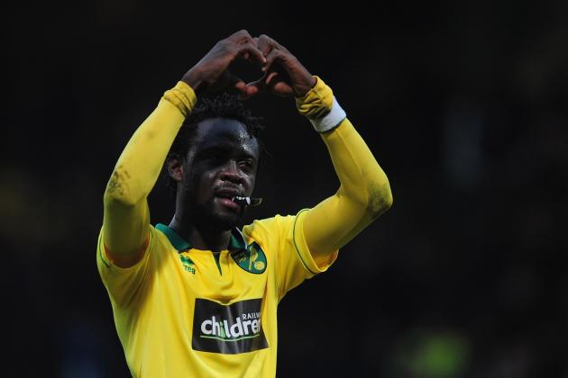 Kei Kamara 'Blessed' to Have Norwich Opportunity