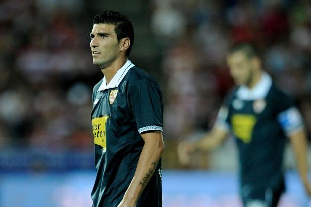 Reyes Senses Sevilla Glory