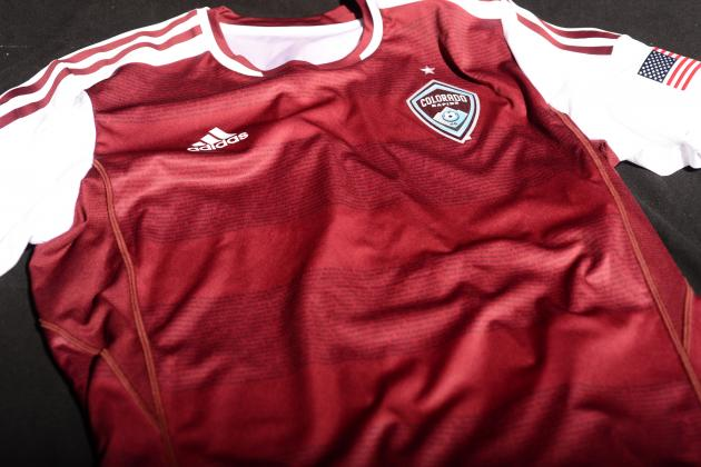 Colorado Rapids Set to Debut the Most Fan-Friendly Jerseys on the Planet