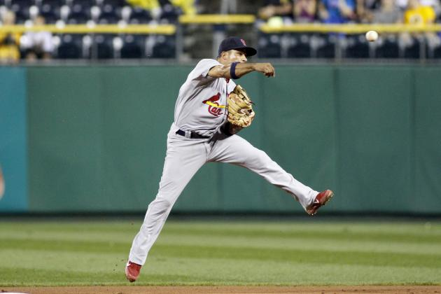 Furcal Progressing, Could Play Shortstop by Weekend