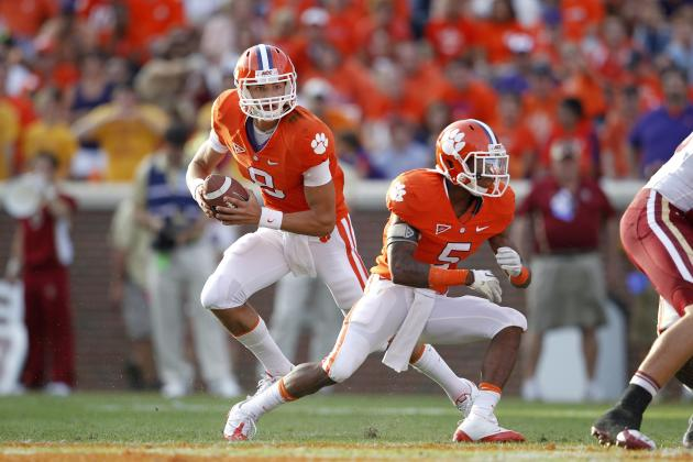Dabo Swinney Looking Forward to Backup QB Competition