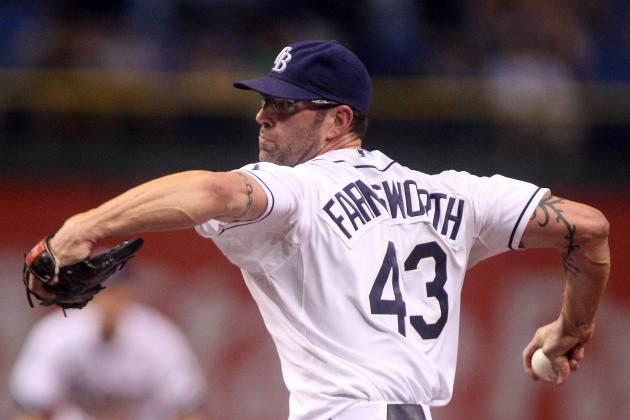 Farnsworth Off Schedule, but on Track