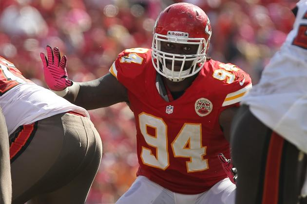 Tyson Jackson Could Be Staying In Kansas City