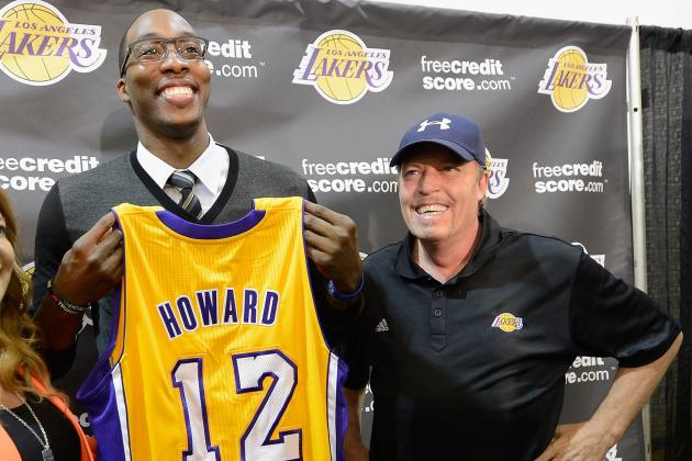 Jim Buss Helping, Not Hurting Lakers as Team Moves Forward