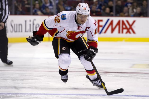 NHL Trade Rumors: Jarome Iginla, Stephen Weiss and More Buzz