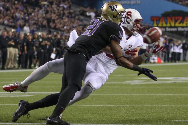 Washington Football 2012 Evaluations: CB Marcus Peters