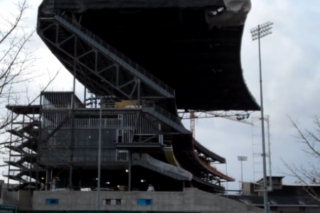 More Looks at the Husky Stadium Renovation