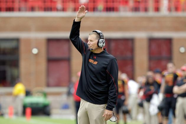 Maryland Football Announces Spring Practice Schedule